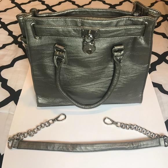 Bags   Imoshion Silver Shoulder Bag   Poshmark 07c51b65fd